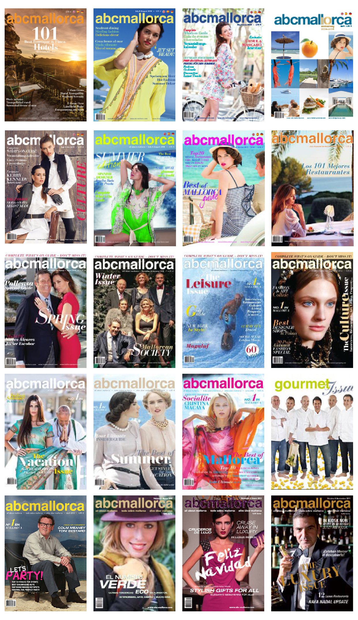 ABCMALLORCA COVERS