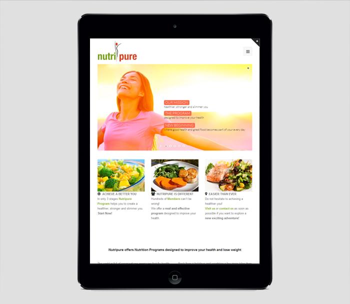 nutripure-tablet